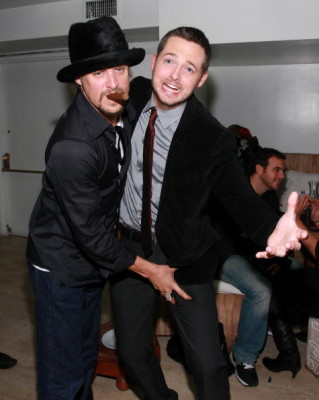 """Damien Fahey's """"Total Request Live"""" Wrap Party"""